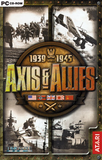 Axis & Allies Logo